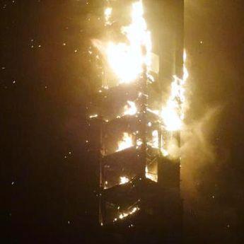 """Ispovest stanara: """"Zgrada se topila pred našim očima!"""" (VIDEO)"""