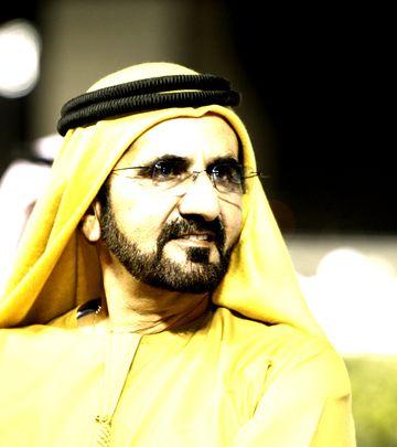 OPUŠTENO: Šeik Muhamed na benzinskoj pumpi (FOTO / VIDEO)