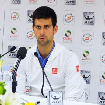 Novak Đoković za BIRO: Nadam se finalu sa Bornom Ćorićem u Dubaiju