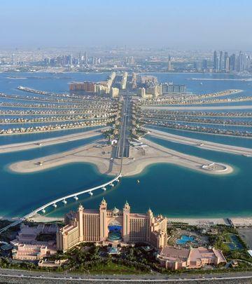 Dubai iz ptičje perspektive