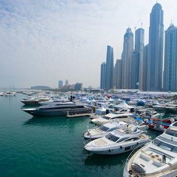 Luskuz samo za vaše oči: Boat show u Dubaiju