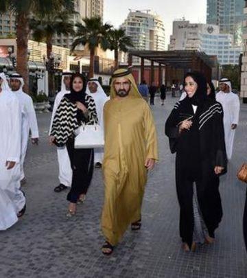 Dubai Cavanas festival: Šeici u 3D carstvu (FOTO)