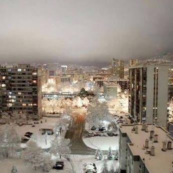 Sarajevo pod snegom