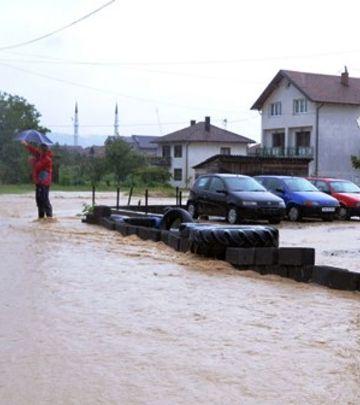Srbija u strahu: Poplave opet prete!