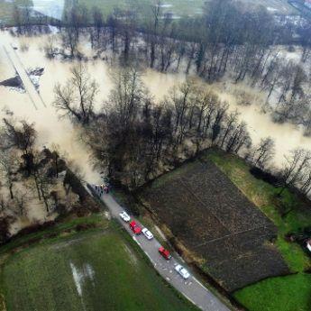 Nevreme jenjava: Đenovski ciklon napušta Balkan (FOTO)