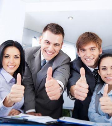 Biznis nije igra: Vaši savetnici - najbolji od najboljih!