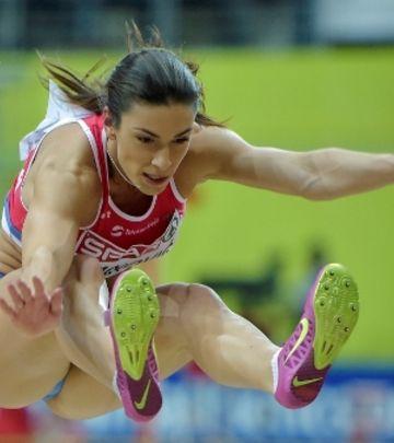 Najbolji skok svih vremena: Ivana Španović prvak Evrope! (VIDEO)