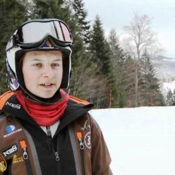 ČUDO OD DETETA: Elvedina Muzaferija skijala šest trka za dva vikenda