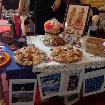 Internacionalni dan: Predstavljanje Srbije u  Abu Dabiju