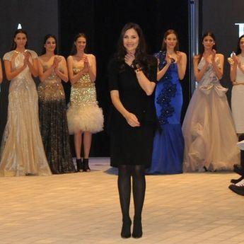 Jelena Jakovljevic Bin Drai - zvezda modnog spektakla u Crnoj Gori