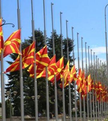 Dvodnevna žalost u Makedoniji