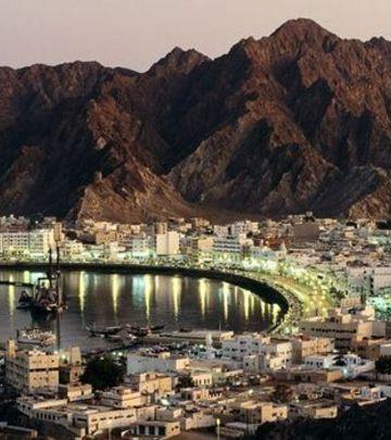 """Oman - magija iz """"Hiljadu i jedne noći"""" (VIDEO)"""