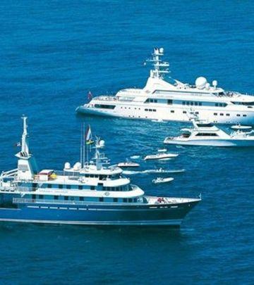 Tivat - baza arapskih luksuznih floti jahti