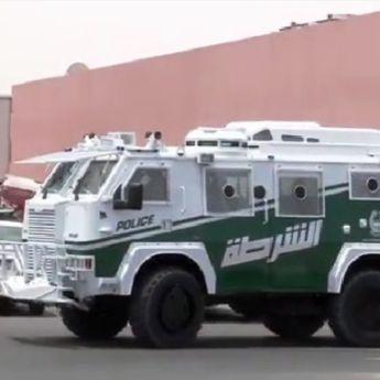 Policija u Dubaiju pokazala čime raspolaže