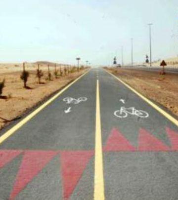 Dubai: Duža biciklistička staza do kraja leta!