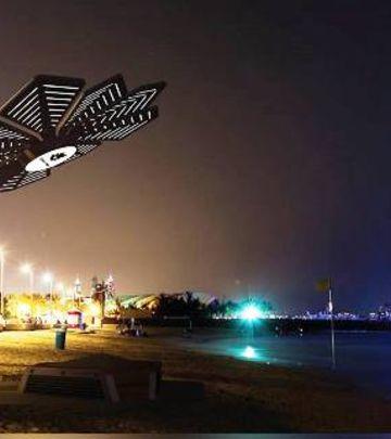 SMART PALM NA PLAŽI NAJLUKSUZNIJEG HOTELA U DUBAIJU