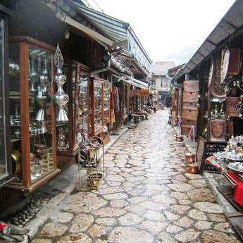 Sarajevo u 4K rezoluciji
