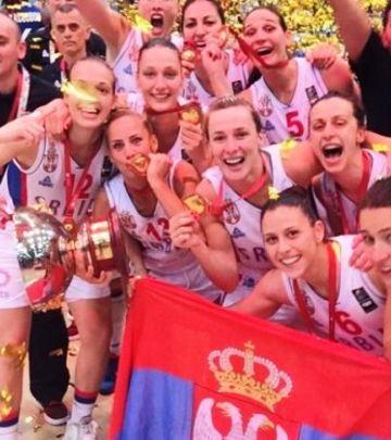 Zlatne košarkašice: Srbija pobedila na Eurobasketu (VIDEO)
