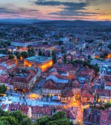 Ljubljana u video slikama koje će vas oduševiti