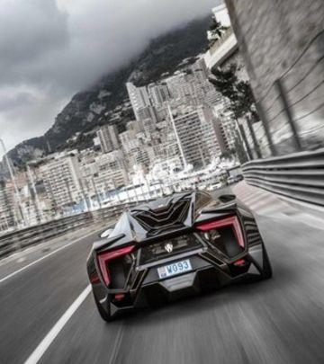 Spektakularno: Stiže prvi arapski supersportski automobil (FOTO)