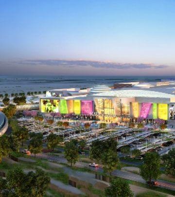 Grandiozno: Tržni centar vredan 1,2 milijarde dolara! (FOTO)