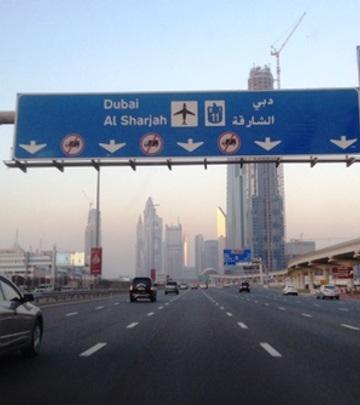 Dubai: Za vozačku dozvolu – pet novih pitanja