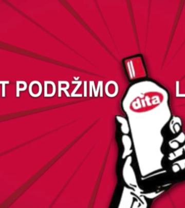 """Cijela Bosna na nogama: Ovako se brani """"Dita""""!"""