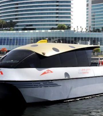 Dubai: Onlajn rezervacija taksi-brodića