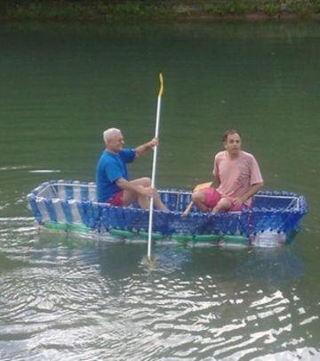 Srpski izum: Ovo je najluđi čamac na svetu! (FOTO)