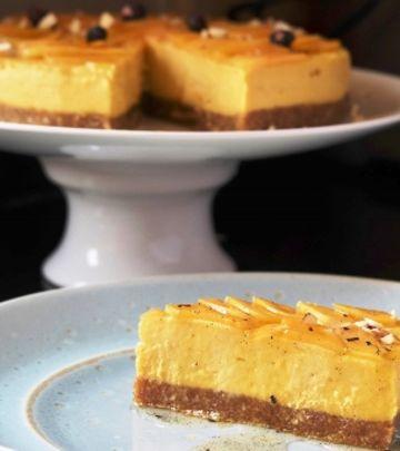 FOTO-RECEPT: Raw kolač sa kajsijama