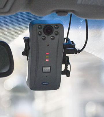 Abu Dabi: Kamere u taksi vozilima