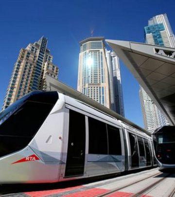 Dubai: Pojeftinio gradski prevoz