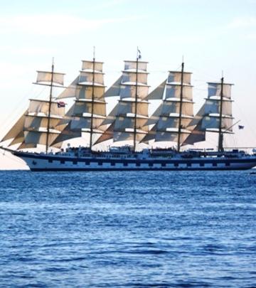 Atrakcija ljeta 2015. u ex-Yu: Najveći jedrenjak na svijetu