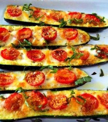 FOTO-RECEPT: Dijetalna pizza od tikvica
