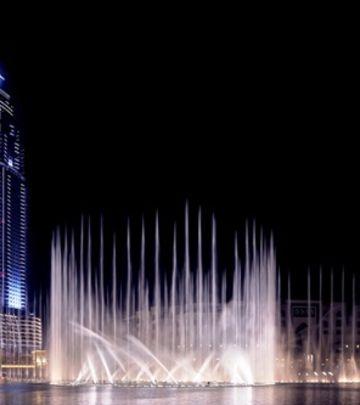 Slavna prošlost: Dubai fontana odlazi u istoriju (VIDEO)
