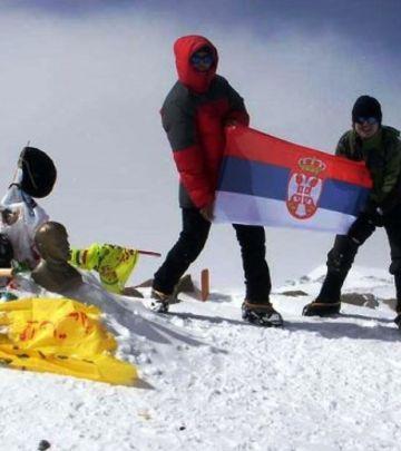 Zajednički uspeh: Planinari iz ex-Yu osvojili vrh Lenjin