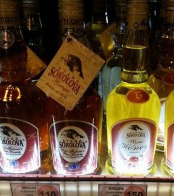 Pića sa Balkana u sred pustinje