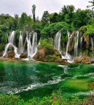Bijeg od stvarnosti: Vodopad Kravice