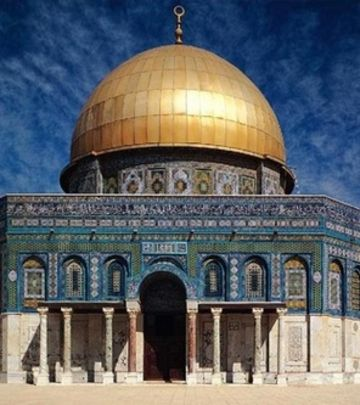 Dragulj Bliskog istoka: Palestina