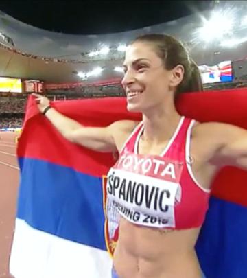 Dijamantska Ivana postavila novi nacionalni rekord! (VIDEO)