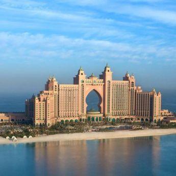 INTERAKTIVNI VIDEO: Pogledajte Palm hotel u Dubaiju