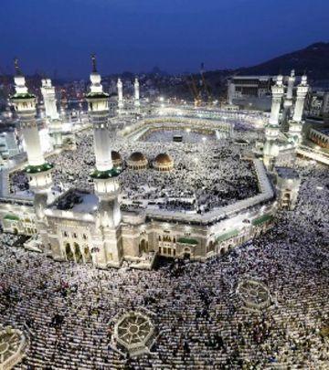 Tragedija u najvećoj džamiji na svetu (FOTO+VIDEO)