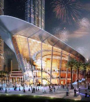 Foto-priča: Dubai opera - novi dragulj Emirata