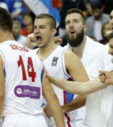 Srpska magija na Evrobasketu