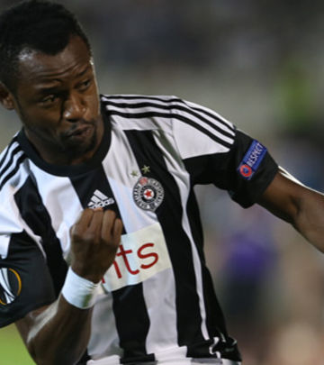 Abubakar prekinuo šestogodišnji post Partizana (VIDEO)