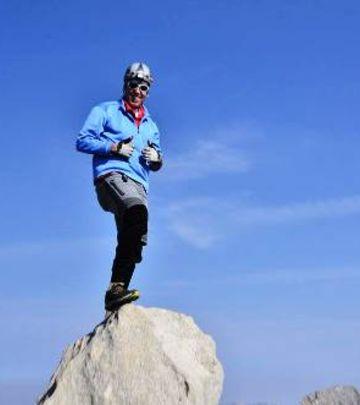 Podvig planinara iz Bosne: Srcem do vrha Roki planina (FOTO)