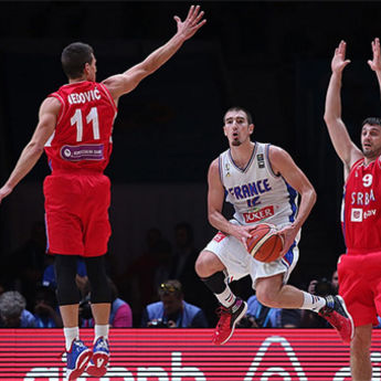 Srbija ostala bez medalje na Eurobasketu