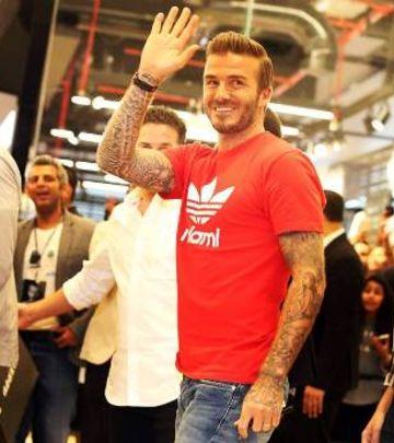 Bekam sa fanovima u Dubaiju