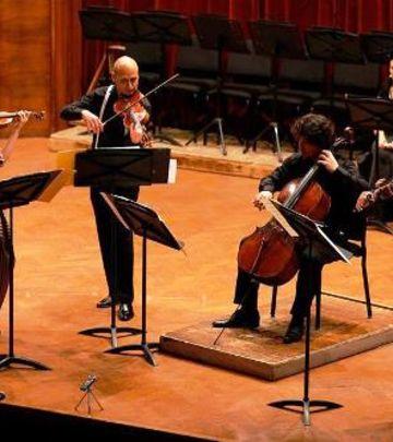 Abu Dabi: Koncert Gudačkog kvarteta Beogradske filharmonije