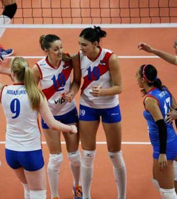 Srpkinje u polufinalu Evropskog prvenstva!